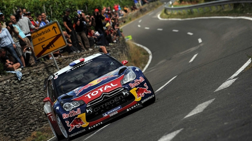 Loeb is closing in on another world title
