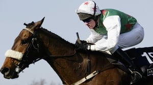 Barry Geraghty won the Grand National on Monty's Pass in 2003