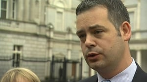 Pearse Doherty said the story was being used as a 'distraction' by Fianna Fáil