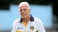 Liam Bradley steps down as Antrim manager