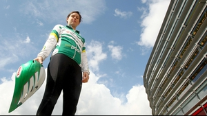 Cyclist Katie-George Dunlevy