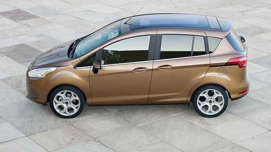 The Ford B Max is the best car in its class