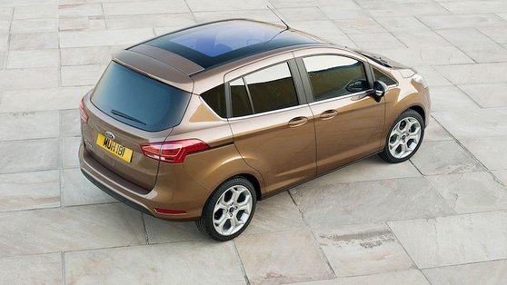 The Ford B Max is a serious contender for the school run vote