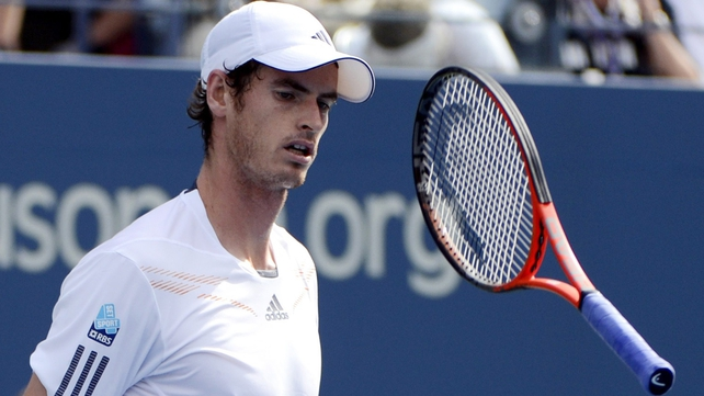 Murray now meets either Croatian Ivan Dodig or Japanese qualifier Hiroki Moriya in the second round