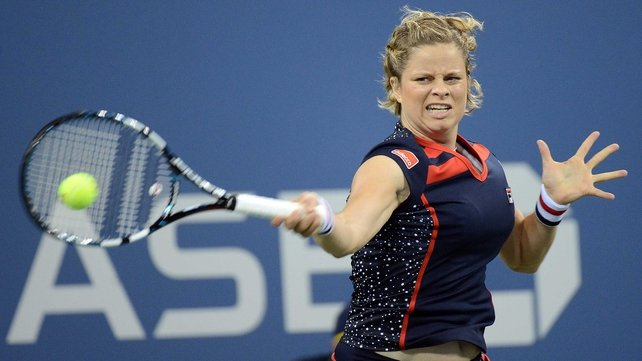 Kim Clijsters' final professional tournament goes on