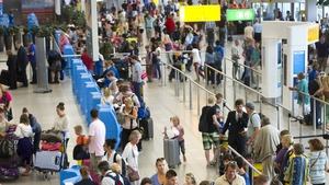 Several flights have been delayed at Schiphol Airport today
