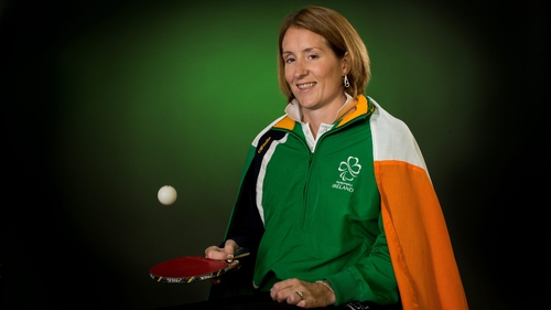 Eimear Breathnach reflects on her first few days in the Paralympic Village