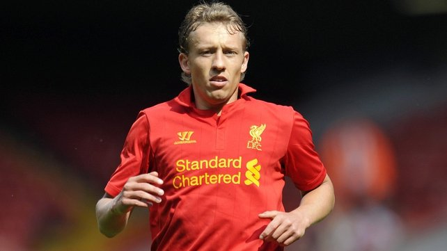 Lucas Leiva made a long awaited to return for Liverpool at the weekend
