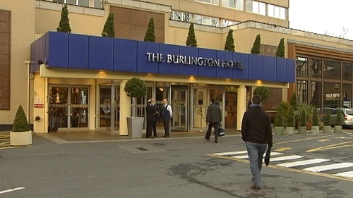 The Burlington Hotel was established in 1972