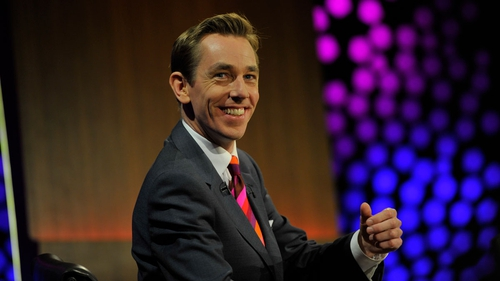 Ryan Tubridy is the highest paid presenter in RTÉ