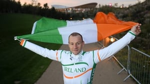 Cathal Miller will be the Irish flag bearer at the opening ceremony of the Paralympics