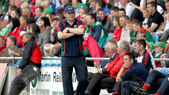James Horan looks set to remain as Mayo manager