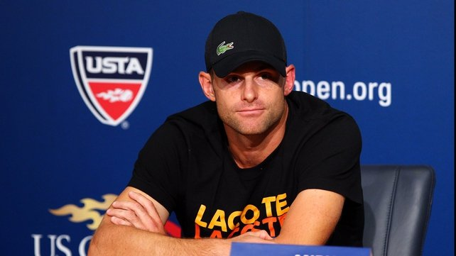 Andy Roddick won the US Open in 2003