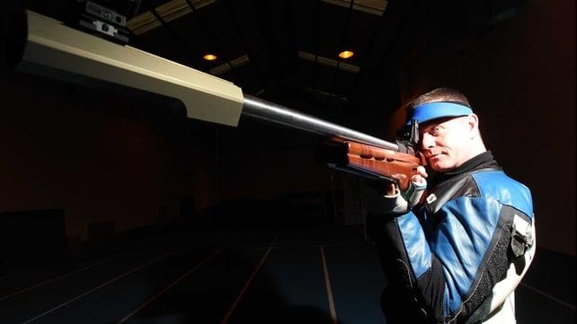 Sean Baldwin has placed 18th in the mixed R6-50m rifle prone-SH1
