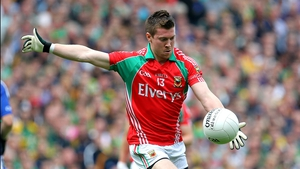 Enda Varley has been named at full-forward in the Mayo side
