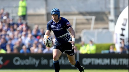 Shane Jennings captains Leinster for their trip to Swansea to face Ospreys