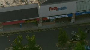 Three reported shot dead at Pathmark supermarket in New Jersey