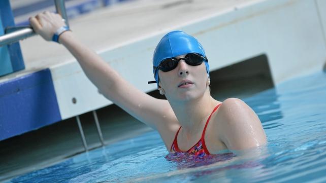 Bethany Firth won the 100 metre backstroke