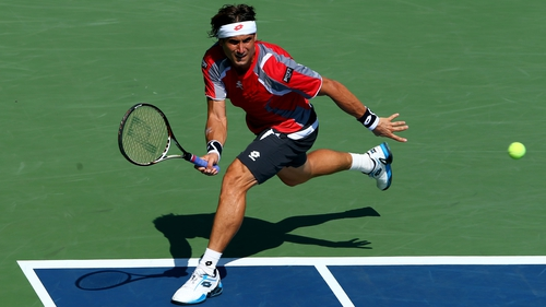 David Ferrer has yet to reach a final at a grand slam event