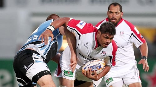 Nick Williams is the IRUPA Players' Player of the Year