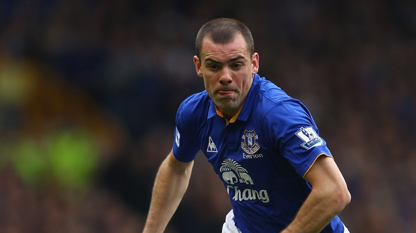 Darron Gibson will not feature for the Republic of Ireland against Kazakhstan