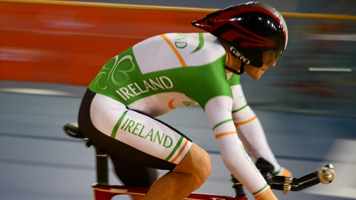 Cathal Miller has not made the 4km pursuit final