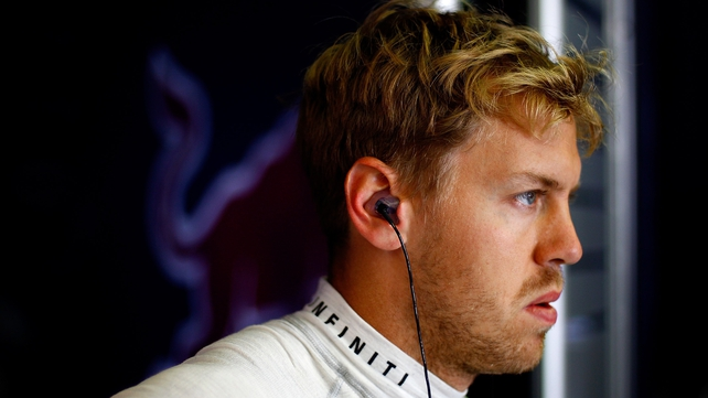 Sebastian Vettel has moved to within four points of Championship leader Fernando Alonso
