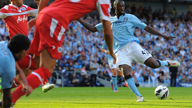 Yaya Toure has extended his City deal until 2017