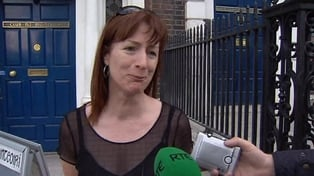 "Clare Daly said she did not want to get into a ""war of words"" with former party colleagues"