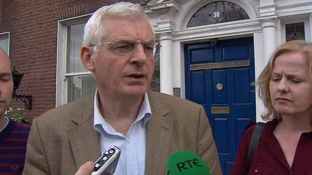 Joe Higgins said Ms Daly's stance was damaging the campaign against the Household Charge