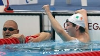 Speaking after getting his gold medal Darragh McDonald said today was a day he would remember for the rest of his life
