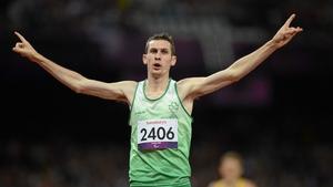 Michael McKillop set a new world record in London