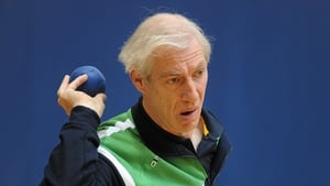 Tom Leahy and his team-mates have bowed out of the mixed team BC1-2 event