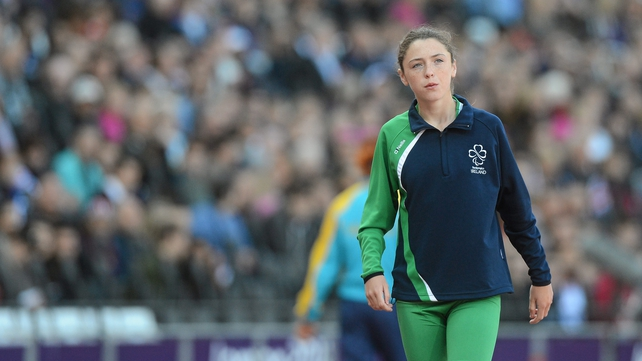 Heather Jameson has not made the T37 200m final
