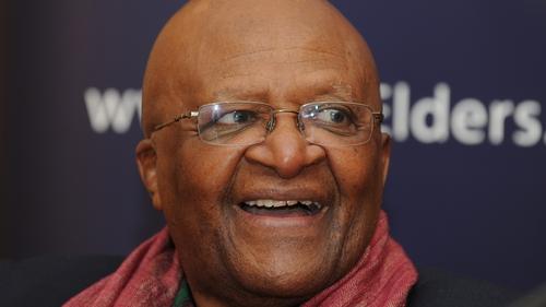 Desmond Tutu opposed the invasion of Iraq in 2003