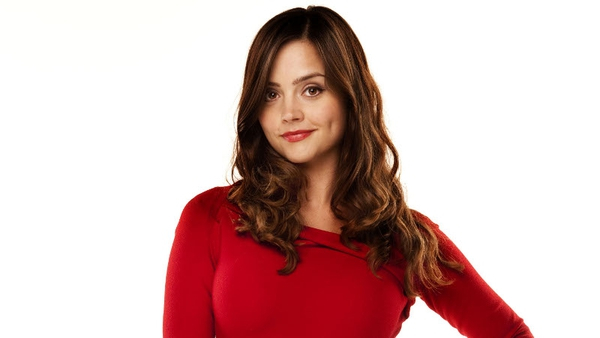 Jenna-Louise as Oswin in Doctor Who