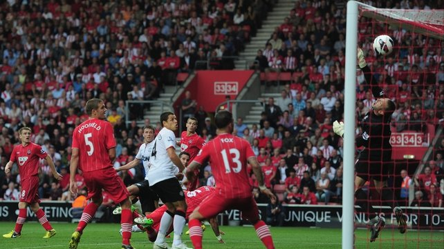 Manchester United battled back to win 3-2 when they met the Saints at St Mary's last September