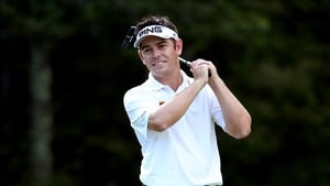 Louis Oosthuizen is sitting on 19 under par