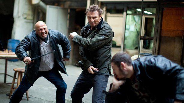 Liam Neeson 'unretired' from action movies