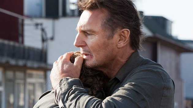 Neeson is convincing as ever as the tough guy action hero