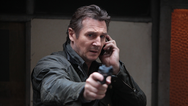 Neeson is back in ass-kicking mode