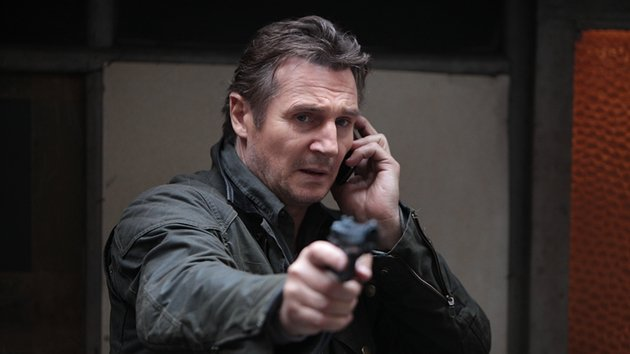 Neeson in Taken 2 - Set to live the life of Bryan again