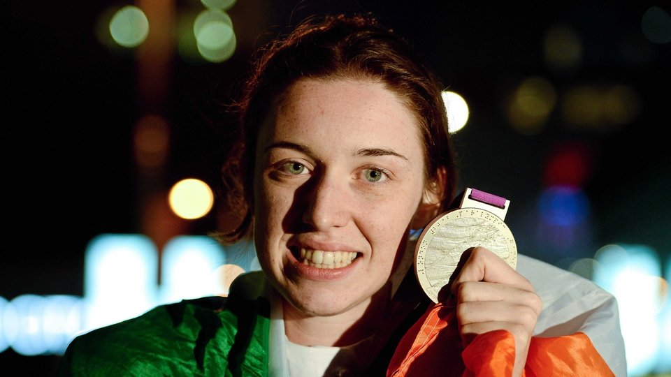 Helen Kearney won a second silver for Ireland, taking the medal in the para-equestrian mixed individual championship test - grade Ia. That placing helped Ireland win the dressage team bronze medal