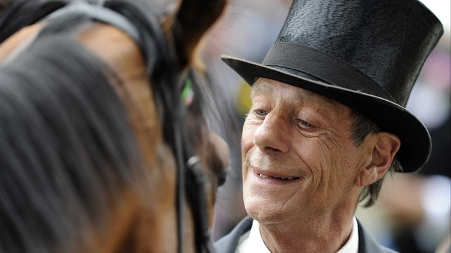 Henry Cecil is recovering well from illness