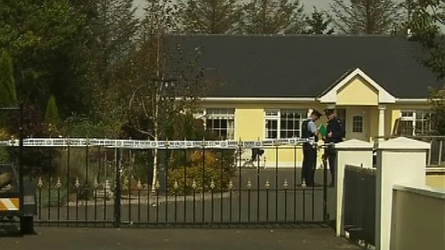 Anthony Ward's body was found at his home in Charleville on 3 September 2012