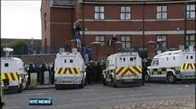 PSNI officers injured in overnight riots