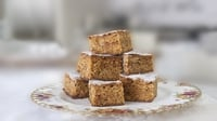 Banoffee blondies - From Rachel's new series Rachel Allen: Cake Diaries