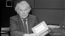 Seamus Heaney on 'The Poet's Voice' (1987)  © RTÉ Stills Library 2259/026