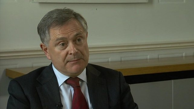 Brendan Howlin wants new talks with the public service unions