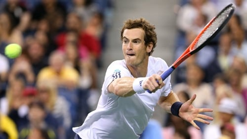 Andy Murray did not face a single break point against Milos Raonic